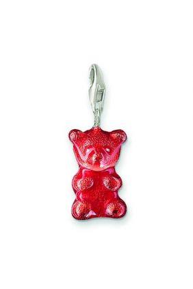 Comprar Charm osito rojo Thomas Sabo 0527