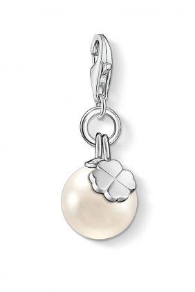 Oferta Charm perla con trébol Thomas Sabo 1461
