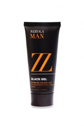 Comprar Black Gel Man 100 ml Rizzola