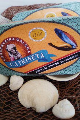 Comprar Mejillón frito en escabeche Catrineta online