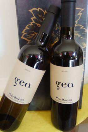 Comprar Pack 2 botellas de vino Albariño Gea