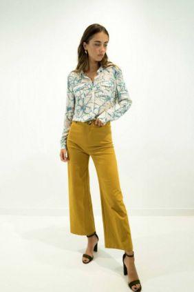 Comprar Online Pantalon See-u-soon Mostaza