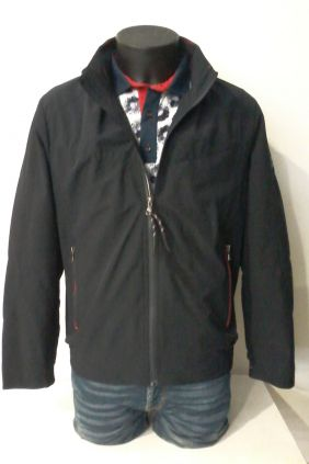 Parka Bicycle  Hombre Impermeable