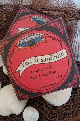 Paté de Sardina La Góndola