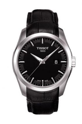 Reloj Tissot Couturier caballero cuarzo