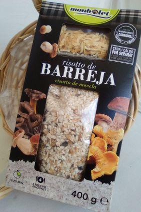Comprar Risotto de Barreja mezcla de setas