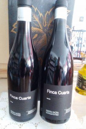 Comprar Vino Mencía Finca Cuarta online