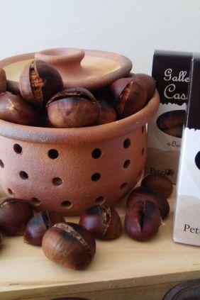 Comprar online Galletas Artesanales de Castaña Petel