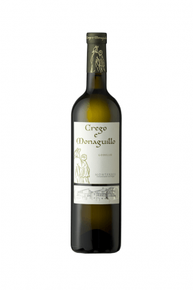 Botella vino Crego e Monaguillo Godello