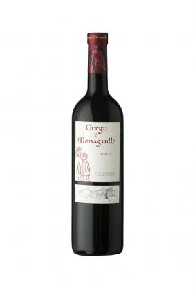 Botella vino Crego e Monaguillo Mencia