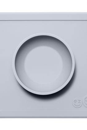 Cuenco happy bowl EZPZ gris