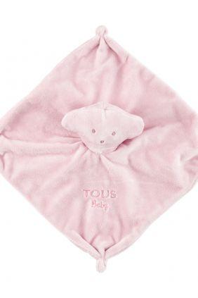 Dou-Dou oso Tous Baby Bear rosa