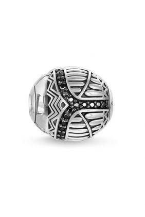 Comprar online Escarabajo negro Thomas Sabo Karma beads K0257-643-11