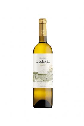 Botella vino Godeval Godello