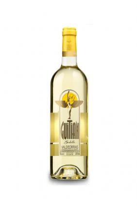 Botella de vino Guitian Godello