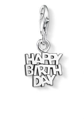 Comprar Charm Happy birthday Thomas Sabo 0883-001