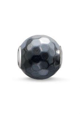 Comprar Hematina facetada Thomas Sabo Karma beads K0100-064-5 online