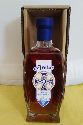 Licor Artesano de Naranja Arelar 50 cl