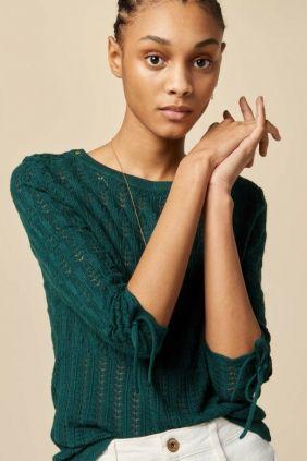Comprar Jersey de punto Mujer Sessun verde
