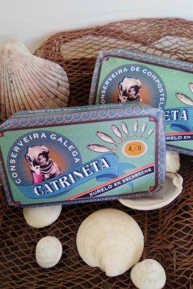 Comprar online Jurel en escabeche Catrineta - Conserva artesana de Galicia
