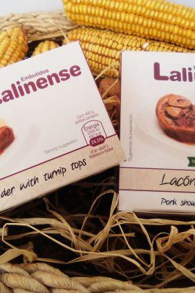 Comprar Lacón con grelos Lalinense 1 ración