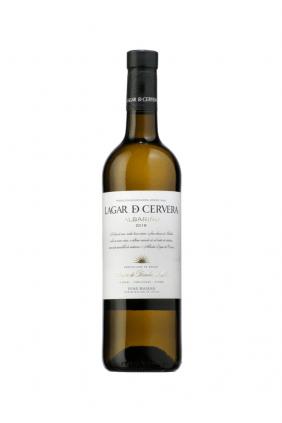 Botella vino Lagar de Cervera Albariño