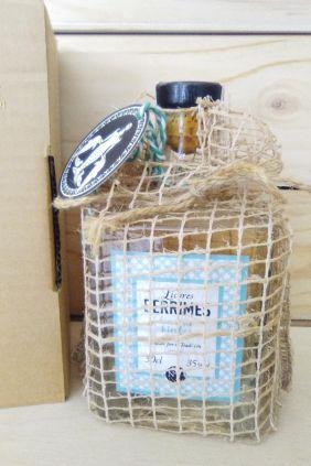 Licor de Hierbas Berrimes artesanal