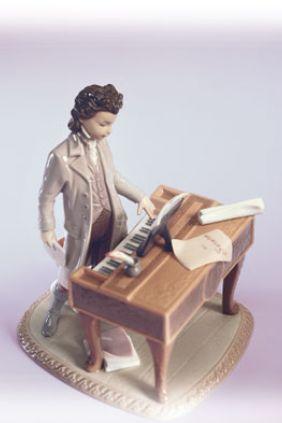 Lladró Mozart 1815