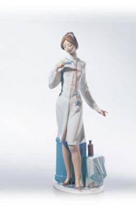 Lladró enfermera 5197
