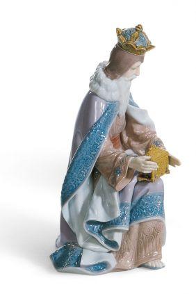 Lladró rey mago 1423