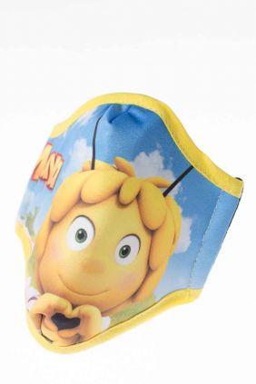 comprar Mascarilla infantil reutilizable Abeja Maya