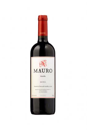 Botella vino Mauro
