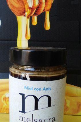 Comprar Miel enriquecida con Anís Melsacra 420 g
