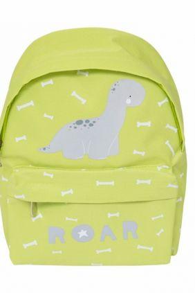 Mini-mochila roar verde