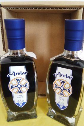 Comprar Pack Licor Café artesanal Arelar - 2 botellas