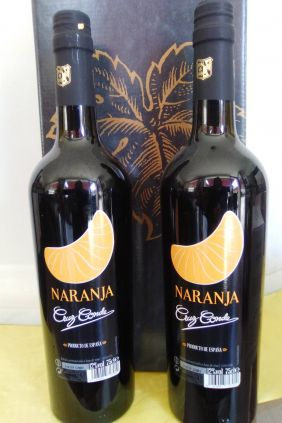 Comprar online Pack Vino dulce de Naranja Cruz Conde