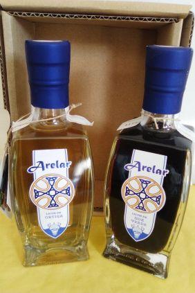 Comprar Online Pack licor artesano de Ortiga y Nuez verde Arelar