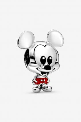 Pandora Charm en plata de ley Mickey Mouse