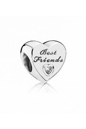 Pandora Charm plata Amistad