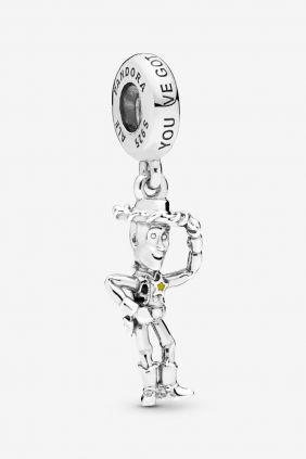 Pandora Charm plata colgante Disney Toy Story Buddy