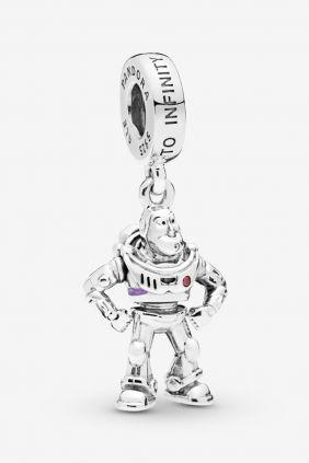 Pandora Charm plata colgante Disney Toy Story Buzz Lightyear