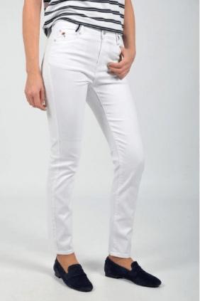 Pantalón loneta blanco