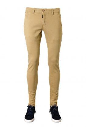 Comprar online Pantalón skinny camel Dark & Fish Hombre