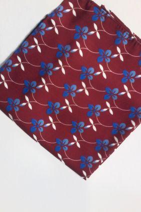 Pañuelo decorativo floral Marco Valenti