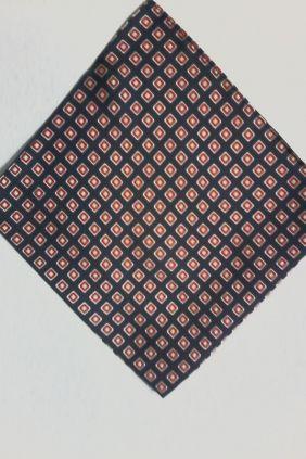 Pañuelo marino decorativo cuadros Marco Valenti