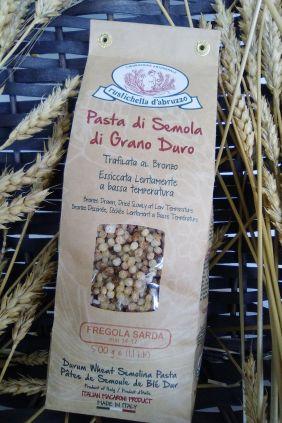 Comprar online Pasta de sémola tostada Fregola Sarda