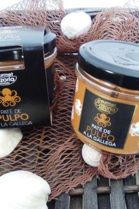 comprar online Paté de Pulpo a la Gallega Gourmet Cazorla