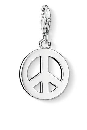 Comprar charm símbolo de la paz Thomas Sabo