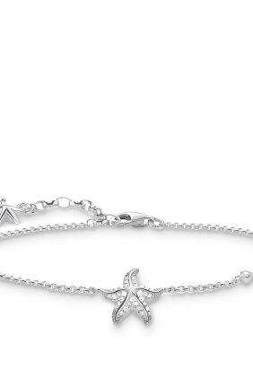Comprar online Pulsera estrella de mar Thomas Sabo A1756-051-14