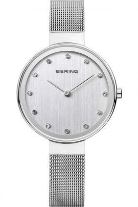 Reloj Bering mujer clásico malla fina acero 12034-000